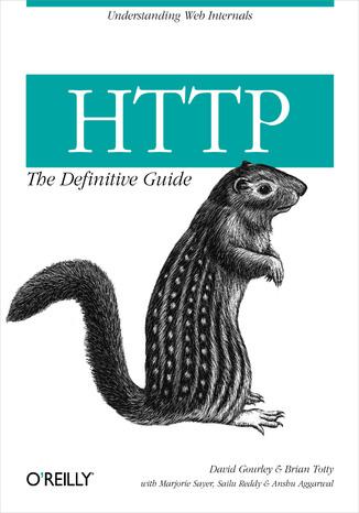 Okładka książki/ebooka HTTP: The Definitive Guide. The Definitive Guide