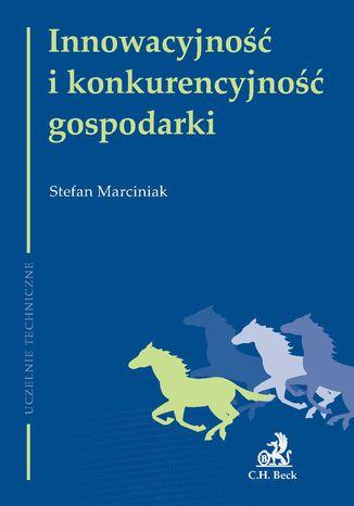 Okładka książki/ebooka Innowacyjność i konkurencyjność gospodarki