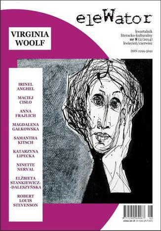 Okładka książki/ebooka eleWator 8 (2/2014) - Virginia Woolf