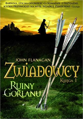 Okładka książki/ebooka Zwiadowcy Księga 1 Ruiny Gorlanu