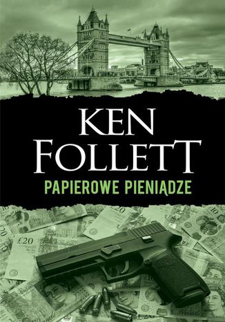 Okładka książki/ebooka Papierowe pieniądze