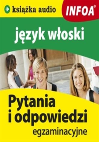 Okładka książki/ebooka Język włoski - pytania i odpowiedzi