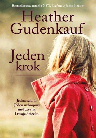 Okładka książki/ebooka Jeden krok