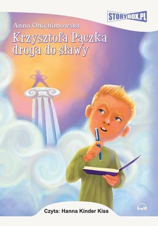 Okładka książki/ebooka Krzysztofa Pączka droga do sławy