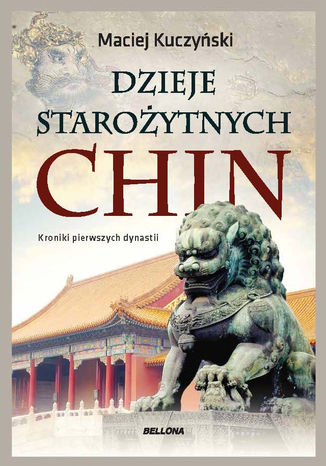 Okładka książki/ebooka Dzieje starożytnych Chin