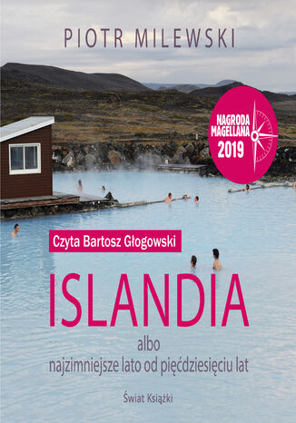 Okładka książki/ebooka Islandia