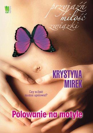 Okładka książki/ebooka Polowanie na motyle
