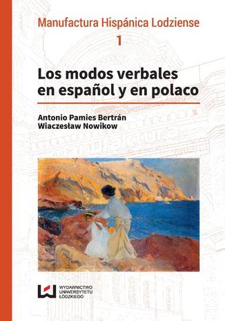 Okładka książki/ebooka Los modos verbales en español y en polaco