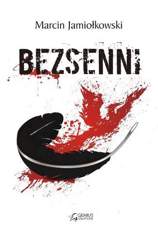 Okładka książki/ebooka Bezsenni