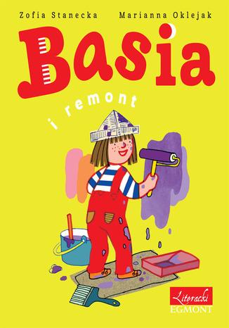 Okładka książki/ebooka Basia i remont