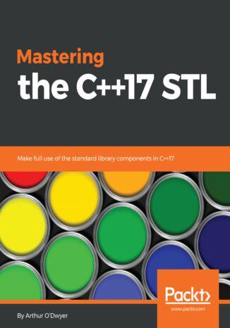 Okładka książki/ebooka Mastering the C++17 STL