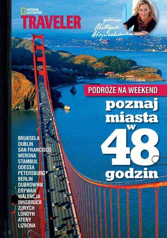 Okładka książki/ebooka Poznaj miasta w 48 godzin. Część II