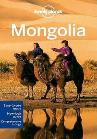 Okładka książki/ebooka Mongolia. Przewodnik Lonely Planet