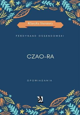 Okładka książki/ebooka Czao-Ra
