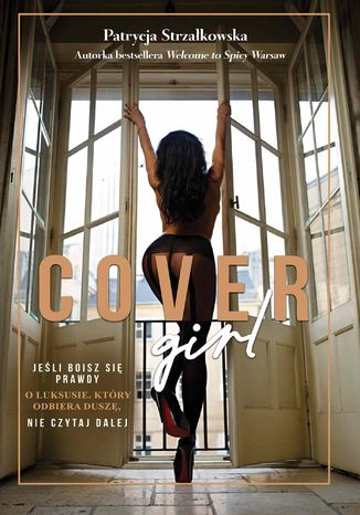 Okładka książki/ebooka Cover Girl