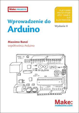 Okładka książki/ebooka Wprowadzenie do Arduino