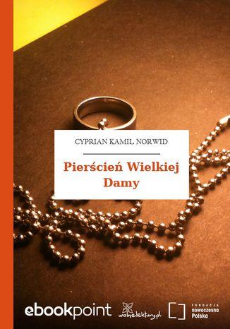 Okładka książki/ebooka Pierścień Wielkiej Damy