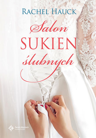 Okładka książki/ebooka Salon sukien ślubnych