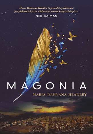 Okładka książki/ebooka Magonia
