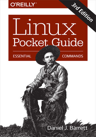 Okładka książki/ebooka Linux Pocket Guide. Essential Commands. 3rd Edition
