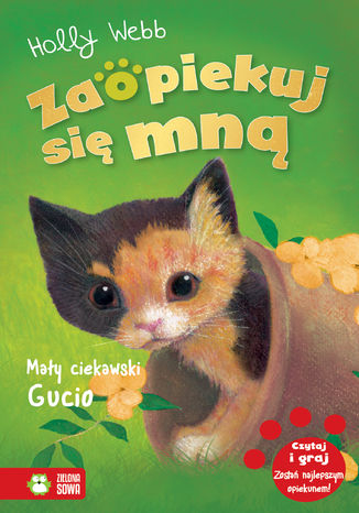 Okładka książki/ebooka Mały ciekawski Gucio