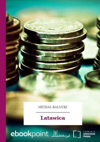 Okładka książki/ebooka Latawica