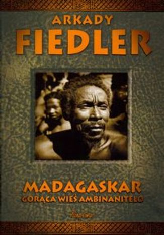 Okładka książki/ebooka Madagaskar Gorąca wieś Ambinanitelo