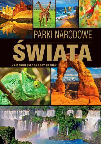 Okładka książki/ebooka Parki narodowe świata