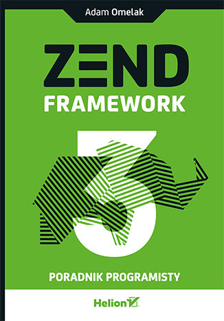 Okładka książki Zend Framework 3. Poradnik programisty