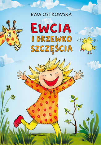 Okładka książki/ebooka Ewcia i drzewko szczęścia