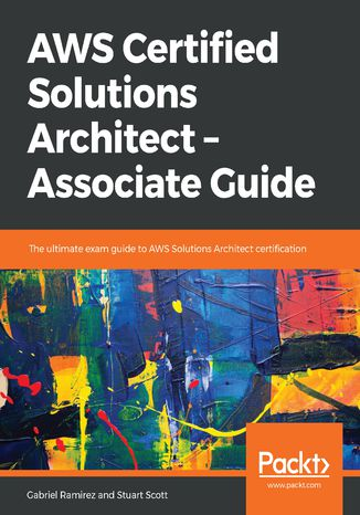 Okładka książki/ebooka AWS Certified Solutions Architect  Associate Guide