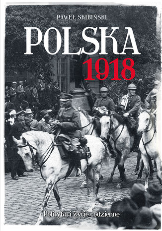 Okładka książki/ebooka Polska 1918