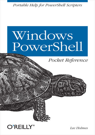 Okładka książki/ebooka Windows Powershell Pocket Reference