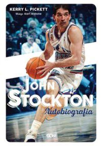 Okładka książki John Stockton Autobiografia