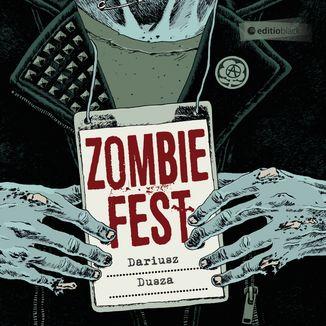 Okładka książki Zombie Fest