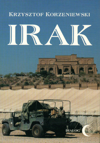 Okładka książki/ebooka Irak