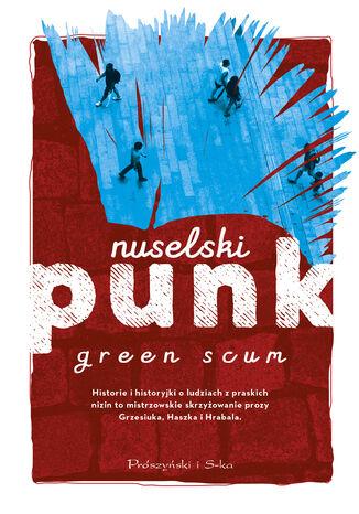 Okładka książki/ebooka Nuselski punk