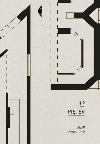 Okładka książki/ebooka 13 pięter