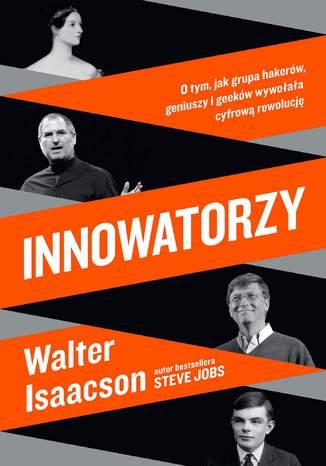 Okładka książki/ebooka Innowatorzy
