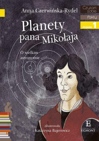 Okładka książki/ebooka Planety Pana Mikołaja