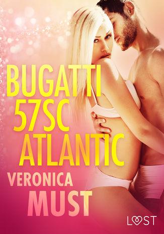 Okładka książki/ebooka Bugatti 57SC Atlantic - opowiadanie erotyczne