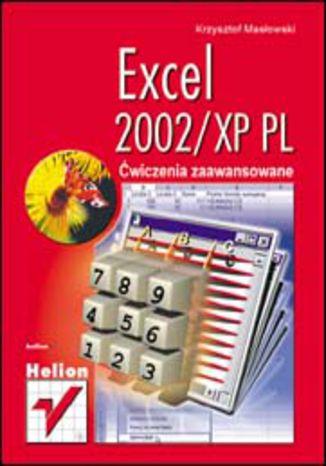 Okładka książki/ebooka Excel 2002/XP PL. Ćwiczenia zaawansowane
