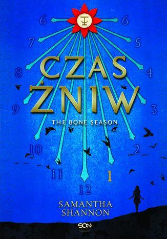 Okładka książki/ebooka Czas Żniw (The Bone Season, #1)
