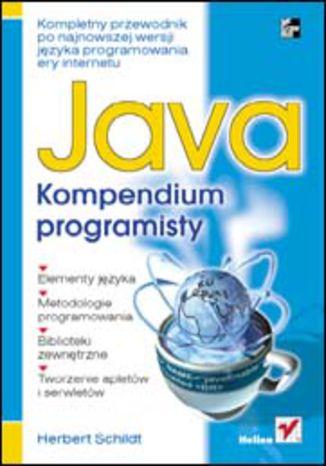 Okładka książki/ebooka Java. Kompendium programisty