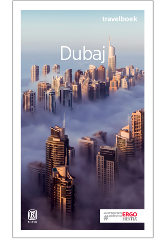 Okładka książki/ebooka Dubaj. Travelbook. Wydanie 3