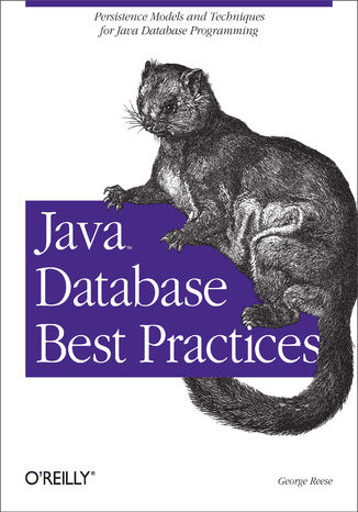 Okładka książki/ebooka Java Database Best Practices. Persistence Models and Techniques for Java Database Programming