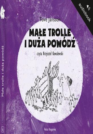 Okładka książki/ebooka Małe trolle i duża powódź