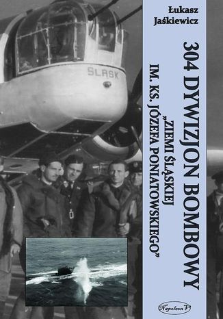 Okładka książki/ebooka 304 Dywizjon Bombowy