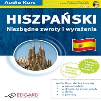 Okładka książki Hiszpański Niezbędne zwroty i wyrażenia