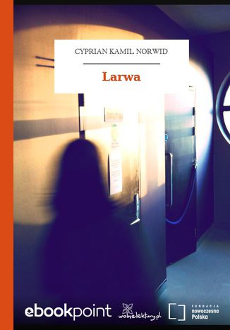 Okładka książki/ebooka Larwa